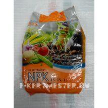 Komplex műtrágya 15-15-15 (NPK) 5 kg
